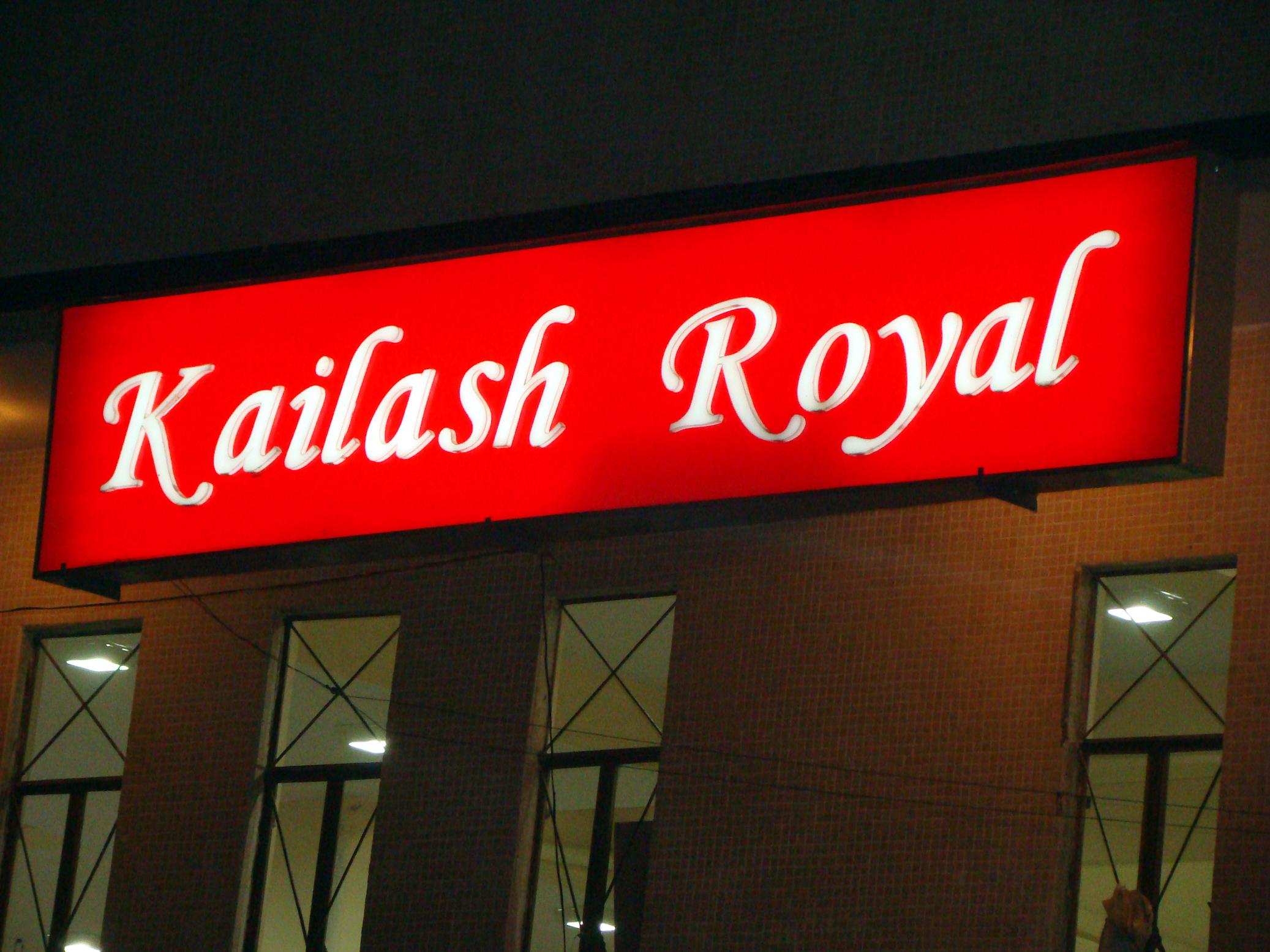 Kailash Royal